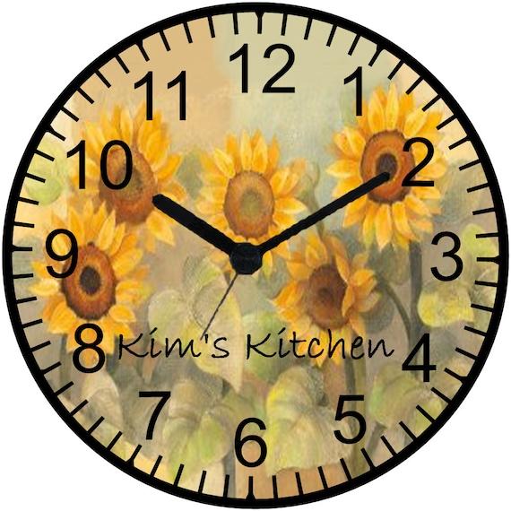 PERSONALIZED STRAWBERRY SHORTCAKE WALL CLOCK Wall Clocks