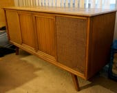 PICK-Up Only - Mid-Century Stromberg-Carlson Stereo Console - PICK-Up Only