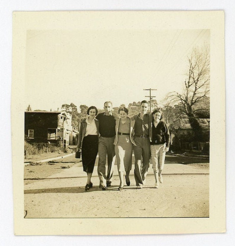 125 Vintage Photo The Good Ole/' Days