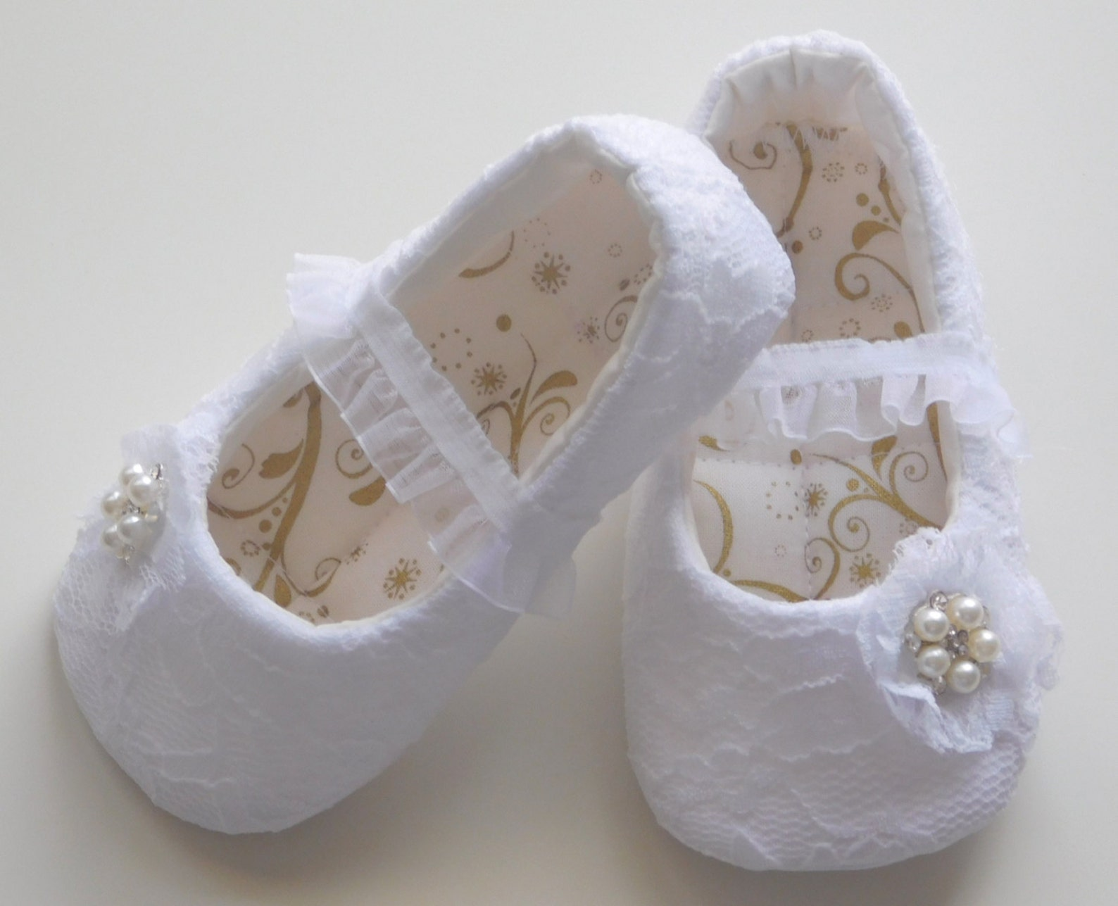 flower girl shoes girl flats christening shoes baby baptism soft sole shoes wedding flats ballet flats baby gift