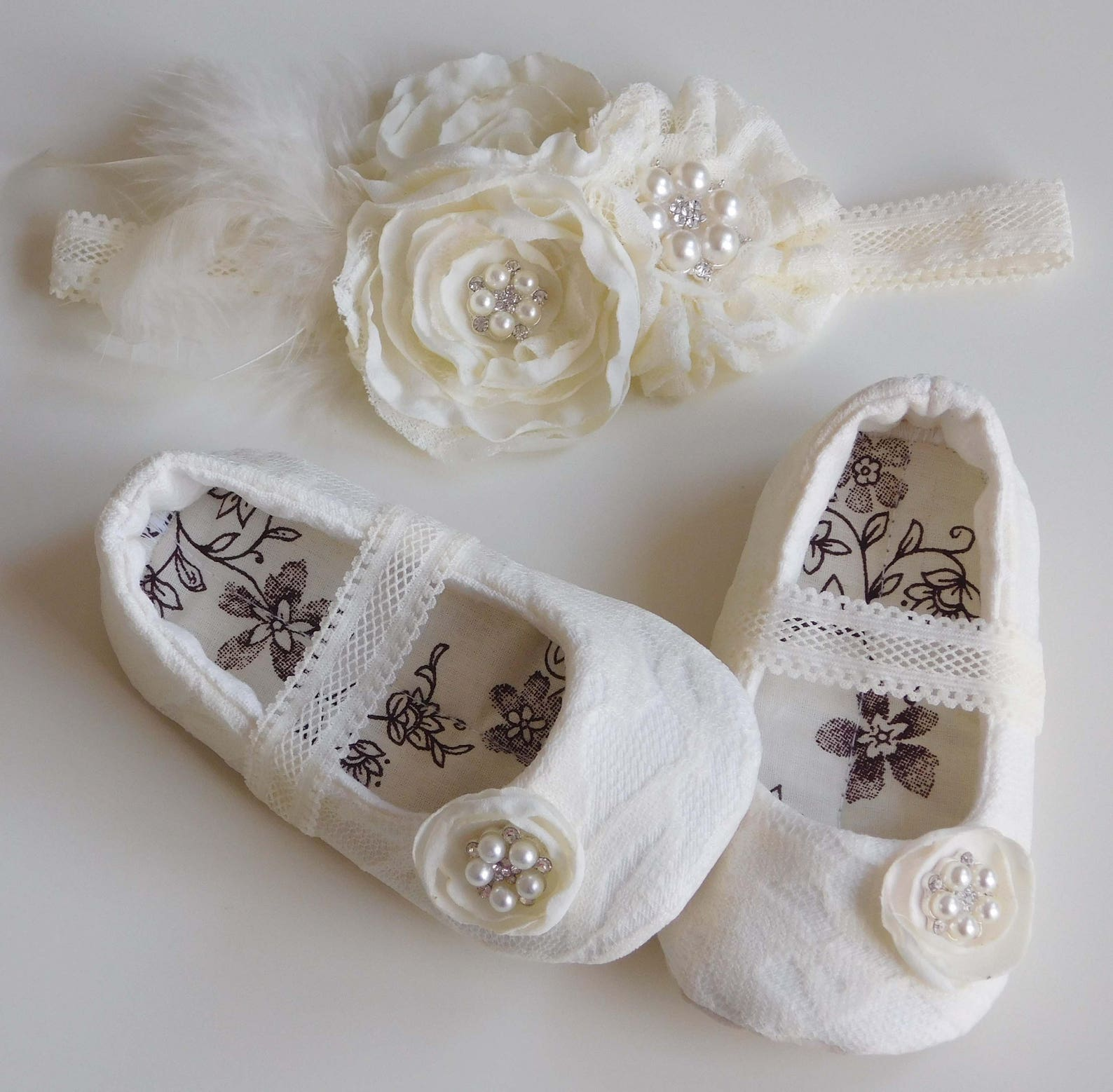 crib shoes baby shoes ballet shoes baby gift flower girl shoes white shoes girl flats baptism shoes baby shower