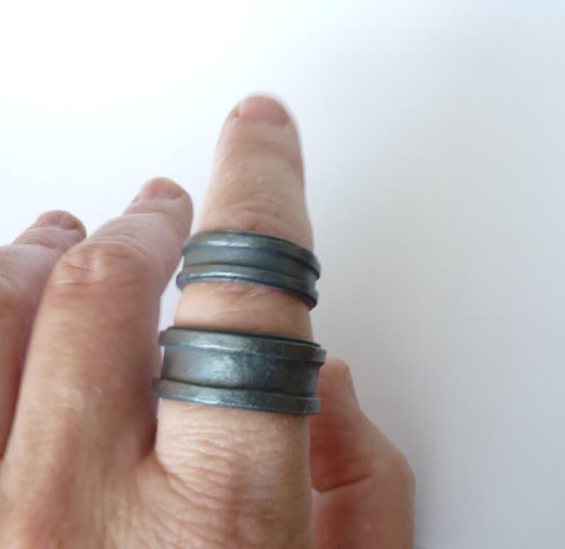 Wedding ring Ring for Men men wedding ring Silver Wedding Ring Blackened Sterling Silver men/'s Ring women wedding ring wedding band