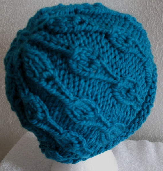 1a70abce4 Pattern for Ice Cream Cone Slouchy Knit Beanie
