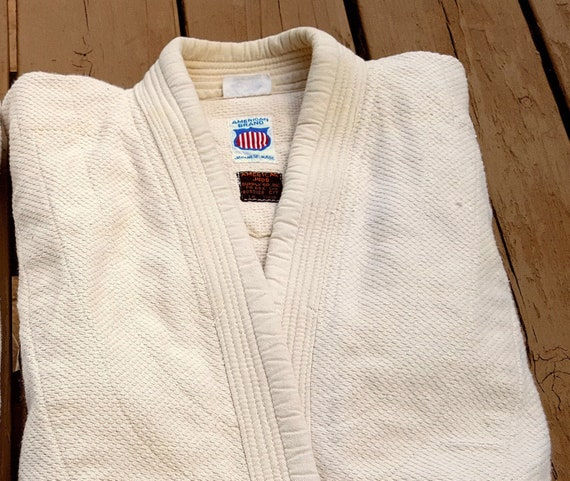 Robe, kendo jacket, Keikogi, hakama, unbleached,co