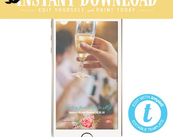 Snapchat geofilter travel theme bridal shower invitation baby couples stock the bar miss to mrs i do bbq boho chic adventure | 370 Katiedid