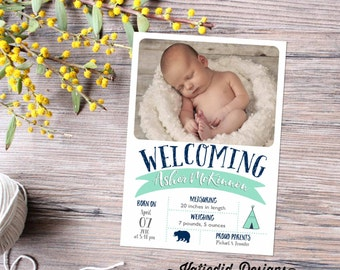 sonogram pregnancy announcement photo announcement new baby rustic baby boy shower invitation first communion invitation 440 Katiedid Cards