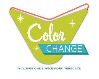 Color change for Template, Extra Add-On, Design Upgrade