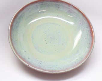 Pottery Bowl, Fruit Bowl, Serving Bowl or Centerpiece