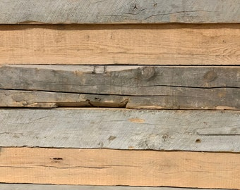 arts and crafts island barn bench elemental modern old growth reclaimed