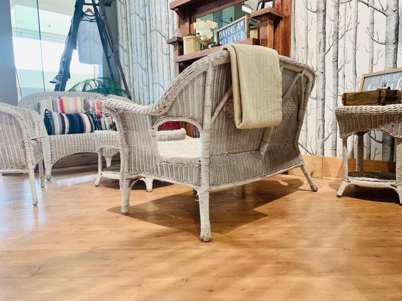 Bon Vintage Wicker Furniture | Vintage Wicker Couch | Vintage Wicker Sofa |  Vintage Wicker Chair | Vintage Wicker Table | Vintage Wicker Set