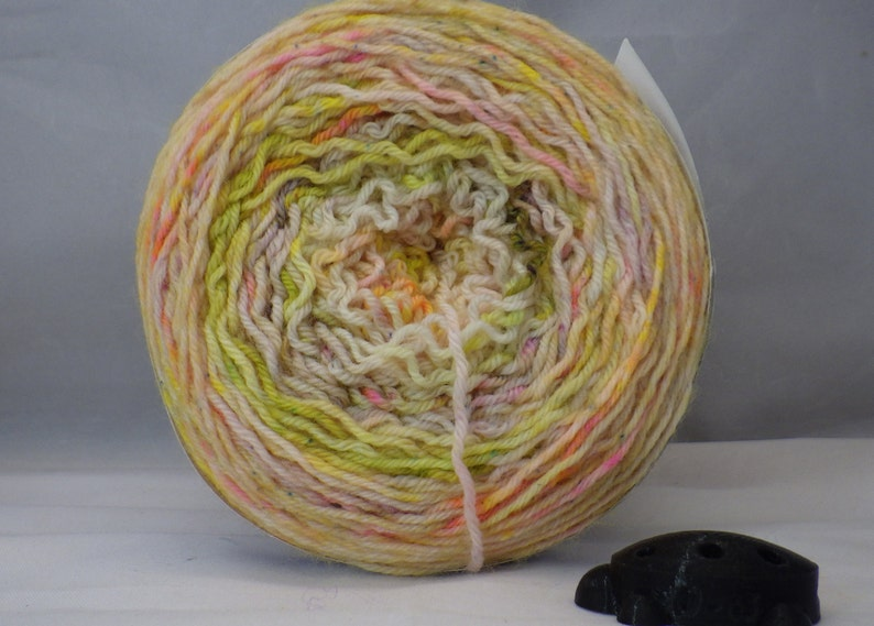 Supremely Happy Hand Dyed Sock Yarn