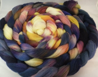 Rambouillet Dyed Top, 5 ounces