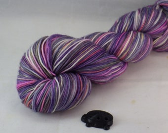 Moody Nobility Hand Dyed Sock Yarn
