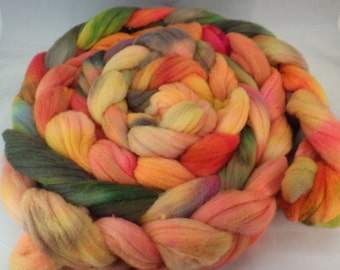 Rambouillet Dyed Top, 4.5 ounces