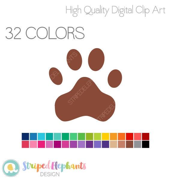 freie Farbwahl Hund Pfote Haarspange f/ür Kleinkinder