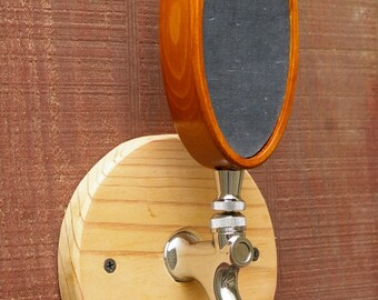 Beer Tap Handle with Chalk Board Insert