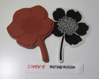 Retired Stampin' Up! Boutique Blossom