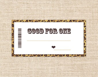 blank coupon etsy