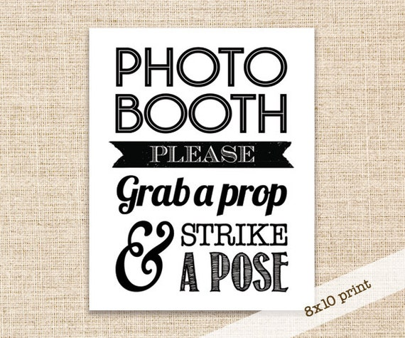 photograph relating to Photo Booth Sign Printable named SALE!!! Picture Booth Prop Signal - Printable Do-it-yourself 8x10 Indication - Rustic photobooth printable for weddings, get-togethers, reunions, and so on.