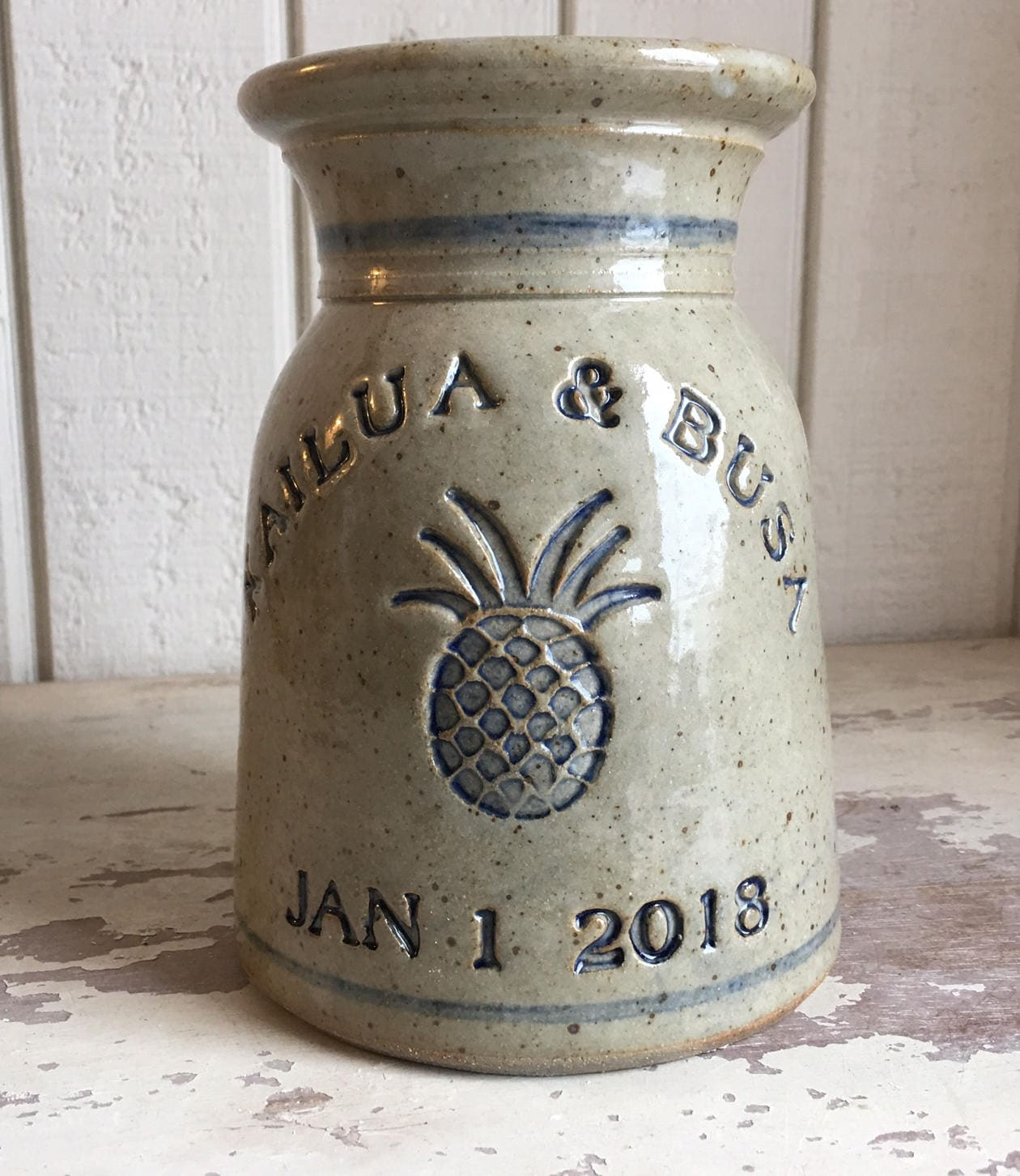 Pottery Wedding Anniversary Gifts