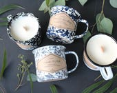 Camping Candle - Nature Inspired // Pure Soy