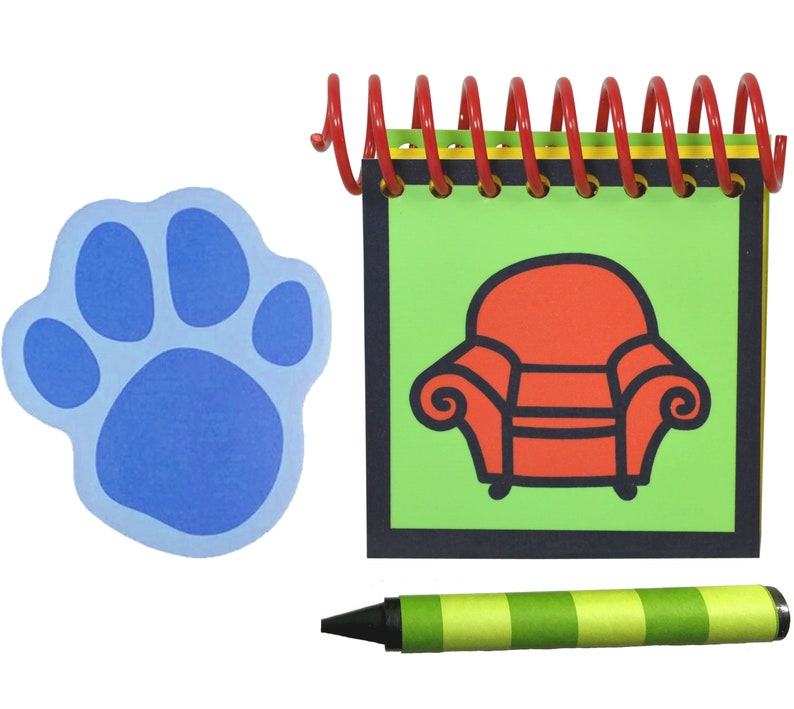photo about Blues Clues Handy Dandy Notebook Printable referred to as Blues Clues Effortless Dandy Laptop STEVE with superior PAW print clues