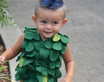 BRANCH Costume Trolls boys toddler Baby 9 12 18 24 months 2T 3T 4T 5/6 trolls the Movie Halloween Costume Vest Shorts