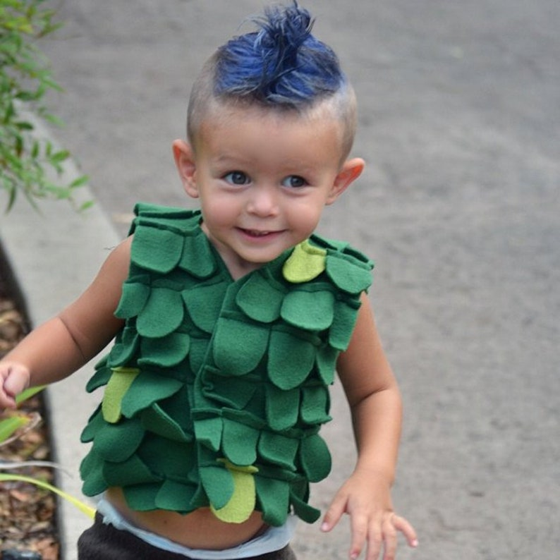BRANCH Costume Trolls boys toddler Baby 9 12 18 24 months 2T image 0