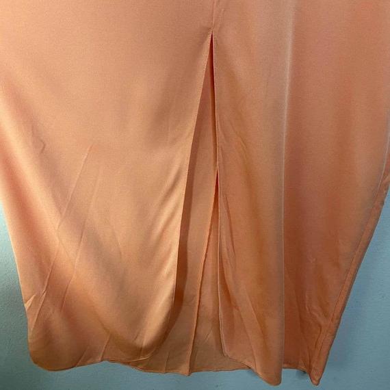 Vintage Lucie Ann Beverly Hills Womens Orange V N… - image 4