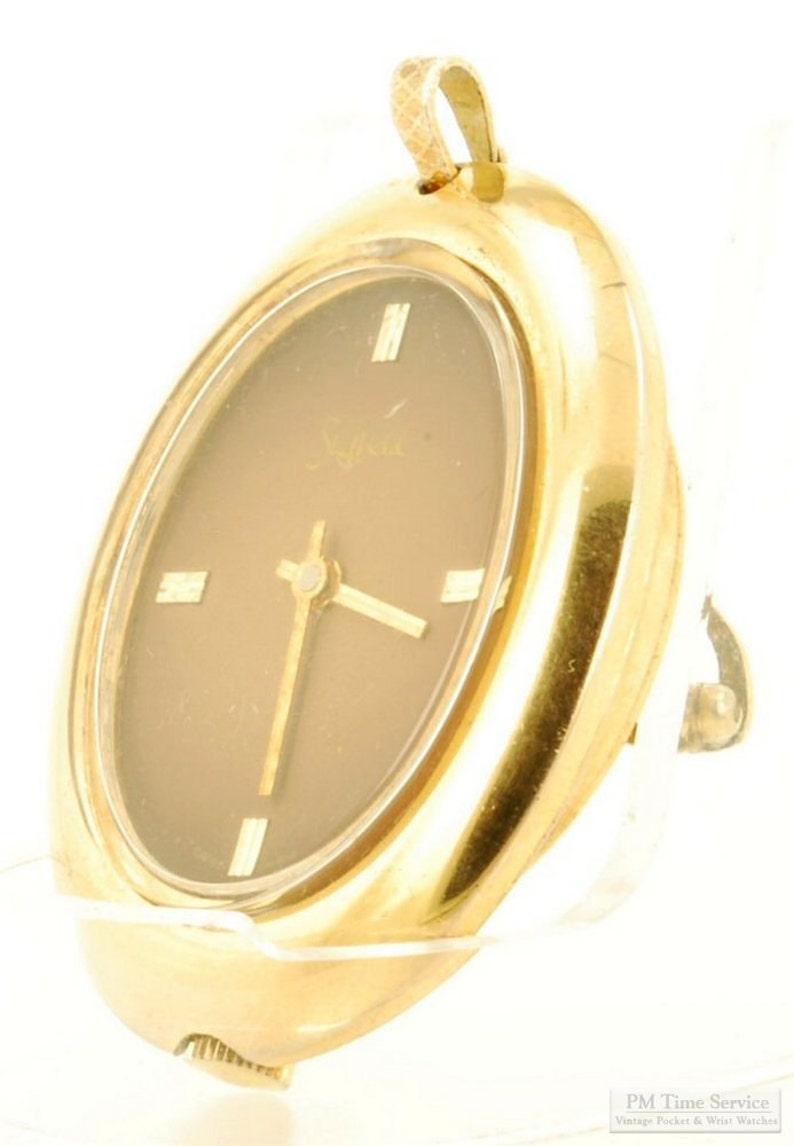 Sheffield by Trace vintage pendant style watch 1-jewel image 0
