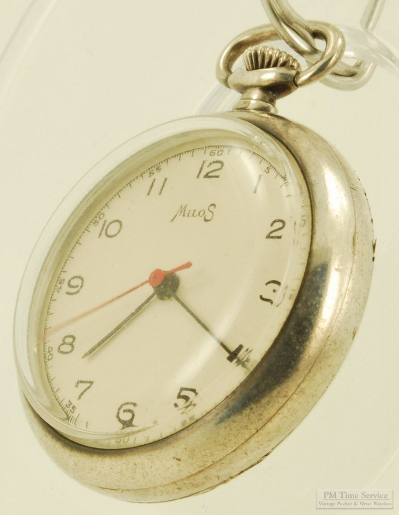 Savoy vintage ladies' pocket watch 29mm 17 jewel image 0