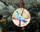 12 Days of CHRISTmas Orna...
