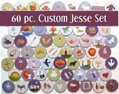 Advent 60 piece Jesse Tre...