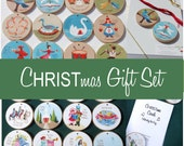 CHRISTmas Gift Set - 12 D...