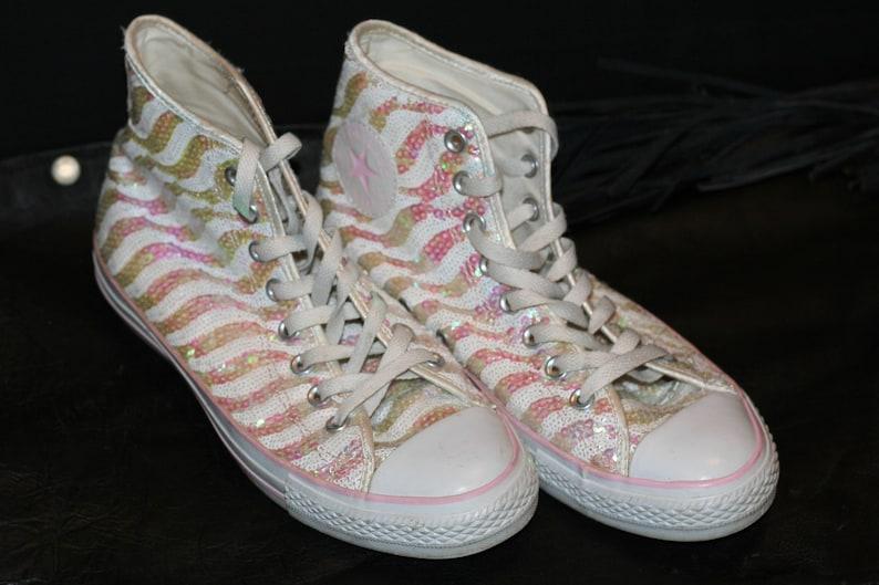 Converse Vintage De Mariage Toutes Chaussures Les ÉtoilesEtsy 4Rj3LA5q