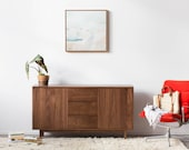 Hayward Credenza - Mid Century - Available in other woods