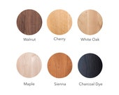 Wood Samples - up to 4 included
