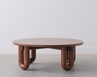 Lena Coffee Table - Solid Wood