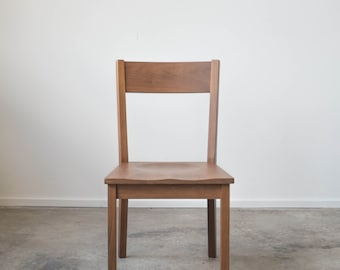 Solid Wood Ventura Chair - Dining Chair
