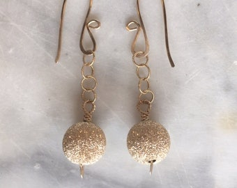 S T A R D U S T dangle earrings