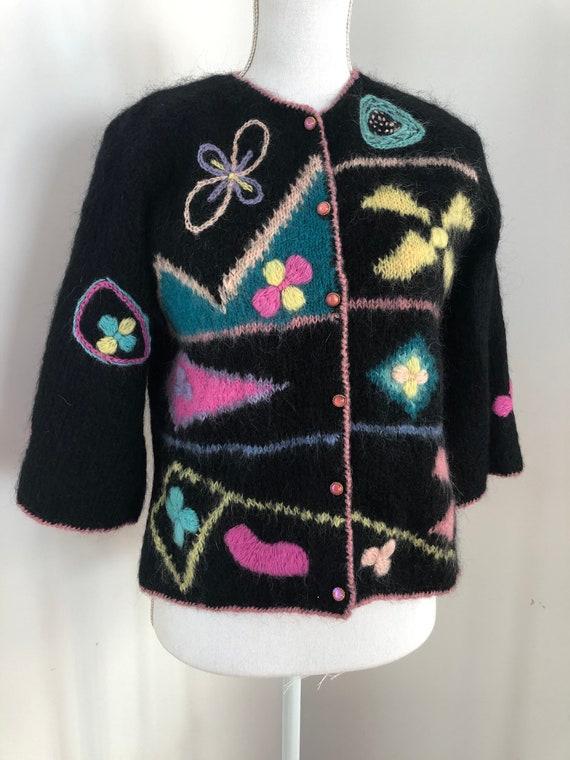 Hovland-Swanson Vintage 60s Ilaria Hand Knit Itali