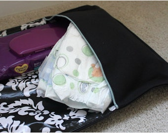 Does it All Diaper Clutch and Changing Pad PDF Pattern