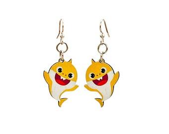 Baby Shark Earrings