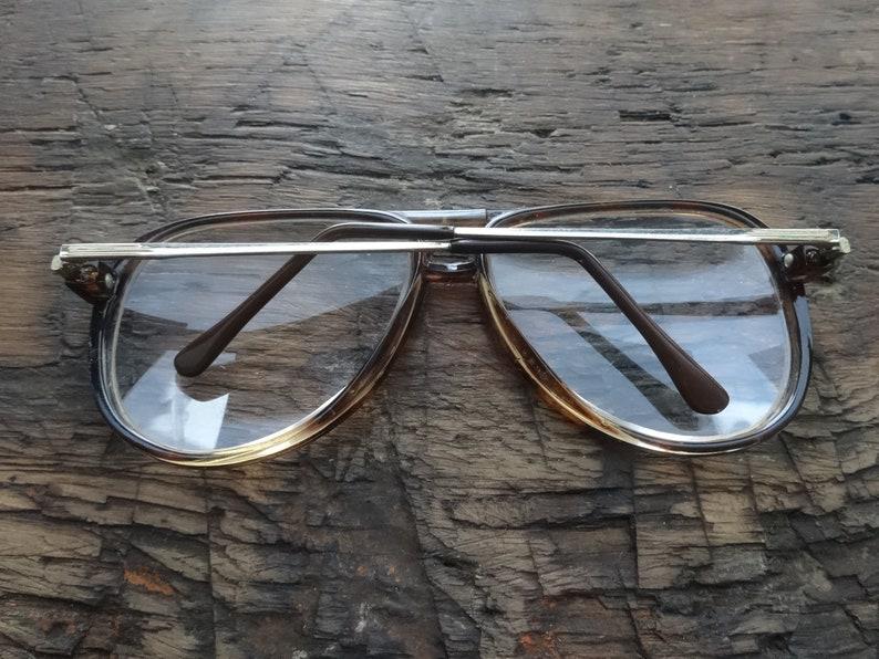 Vintage English prescription reading glasses spectacles optical aids circa 1970-80/'s  English Shop
