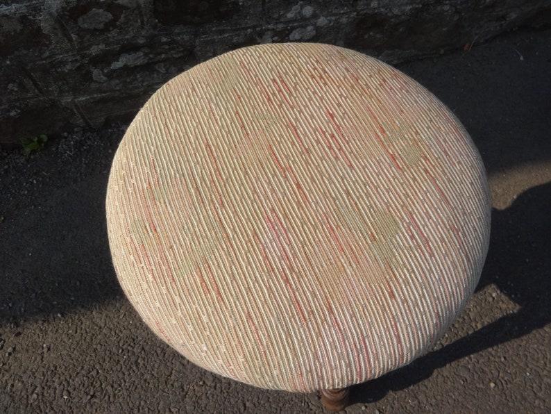 Francese dellannata regolabile sgabello in legno legno etsy