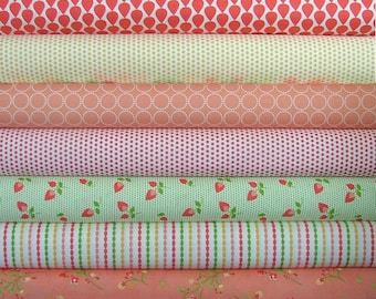 Sundrops Fat Quarter Bundle of 7 by Corey Yoder for Moda