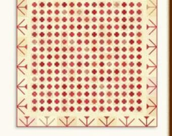 On the Plus Side Quilt Pattern by Minick and Simpson