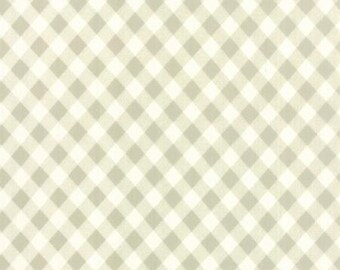 Vintage Picnic Gray Check 55124 15 by Bonnie & Camille for Moda