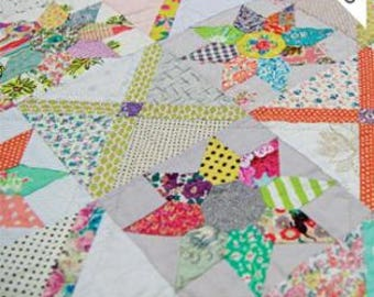 Florence Quilt Pattern With Template JKD 5996 by Jen Kingwell