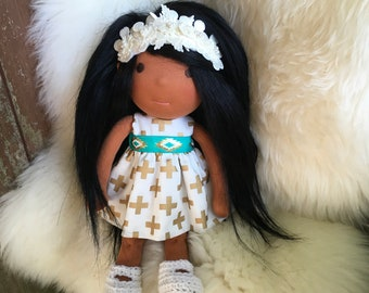 Niara, 12 inch Waldorf Doll